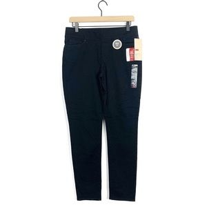 Levi's Black Pull On Slimming Skinny Jean Leggings